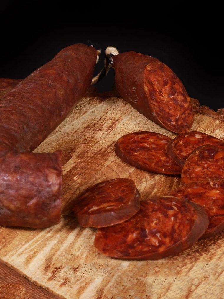 Chorizo de buey Caydesa