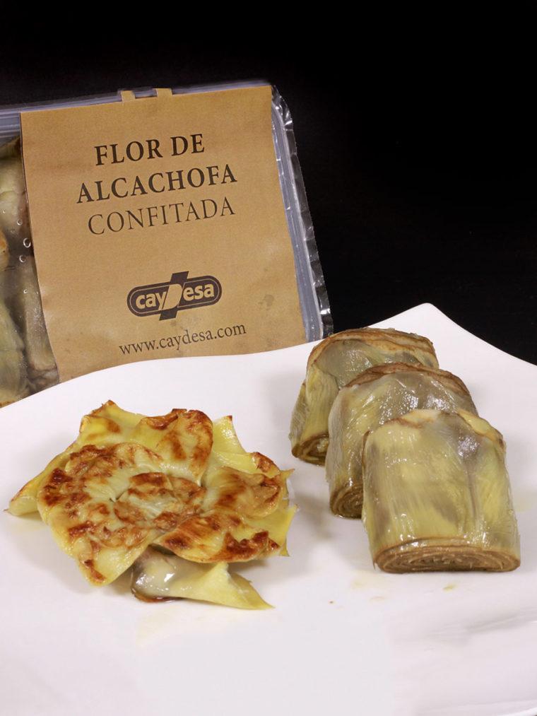 Flor de alcachofa Caydesa