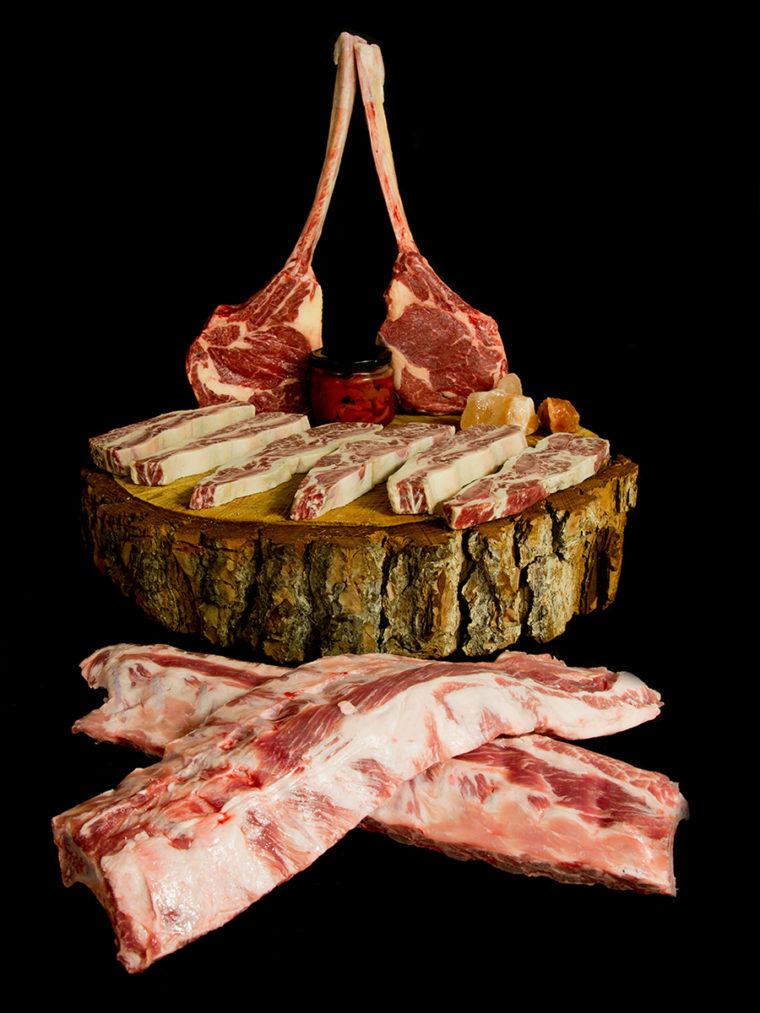 Lote Barbacoa Gourmet